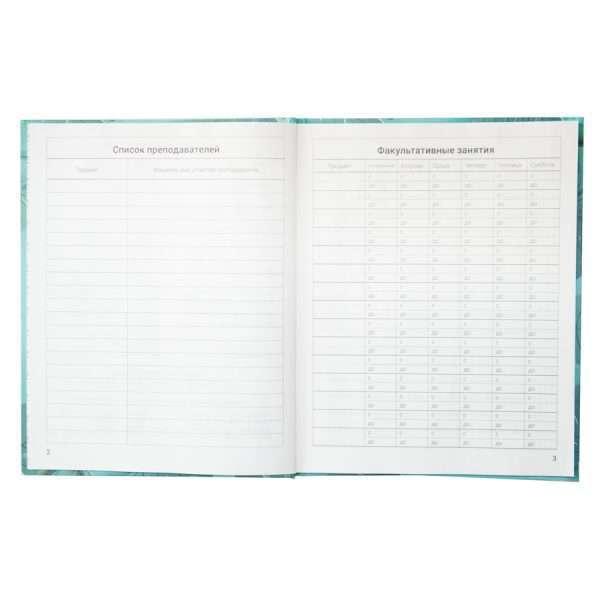 """Дневник для 1-11 классов """"Разнообразие кактуса"""""""