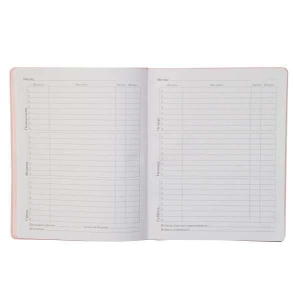 Дневник для 1-11 классов (голубой)