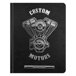 "Дневник ""Custom motors"""