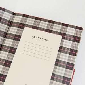 """Дневник для 1-11 классов """"Florence. Gray"""""""