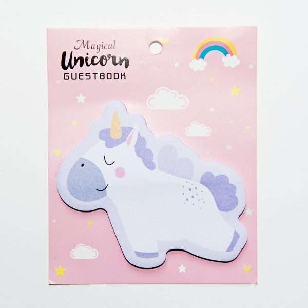 "Стикеры ""Magical unicorn"" (сиреневый)"