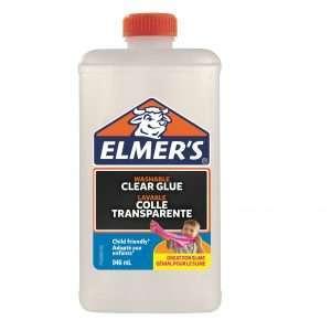 Клей для слаймов Элмерс (прозрачный)