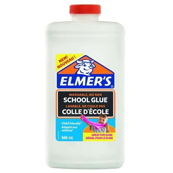 Клей для слаймов Elmer's/Элмерс (белый), 946мл