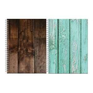 Блокнот для зарисовок «Wooden», А5, 60л