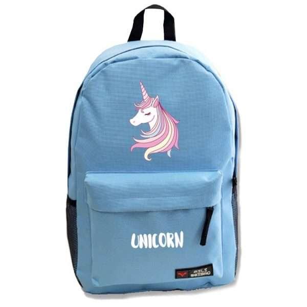"""Рюкзак """"Unicorn"""" (фиолетовый)"""