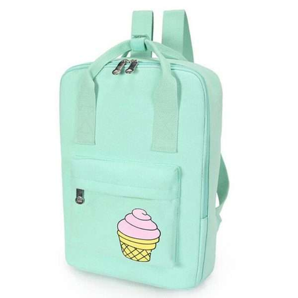 """Рюкзак """"Ice-cream"""" (голубой)"""