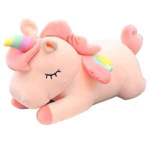 "Игрушка мягкая ""Sleeping unicorn"", 50 см (белый)"