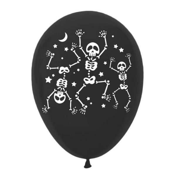 "Шар воздушный ""Happy Halloween"", 1 шт."