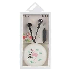 "Папка-конверт на кнопке Фламинго"", А6"