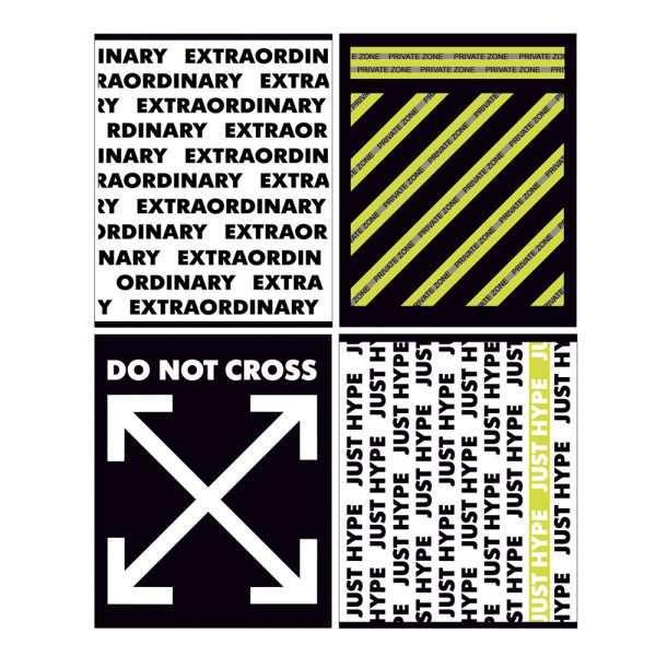 "Тетрадь ""Extraordinary"", А5, 48л"