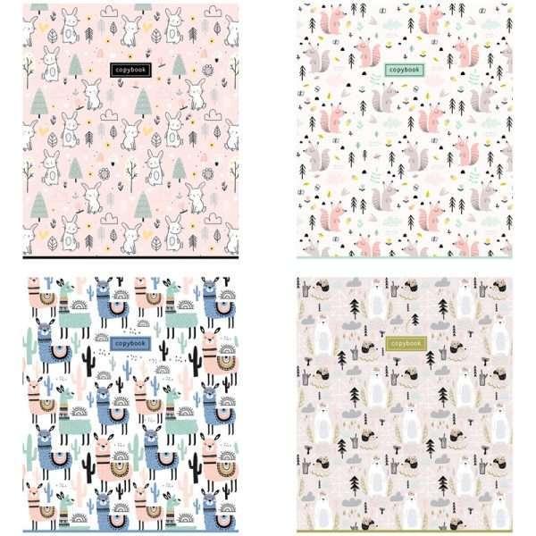 """Тетрадь """"Узоры. Cute pattern"""", А5, 48л"""