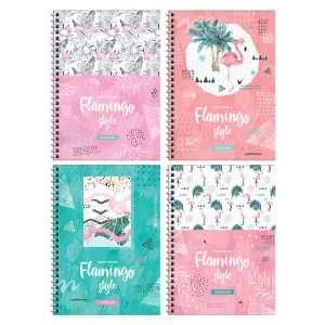 """Тетрадь """"Стиль. Flamingo"""", А5, 80л"""